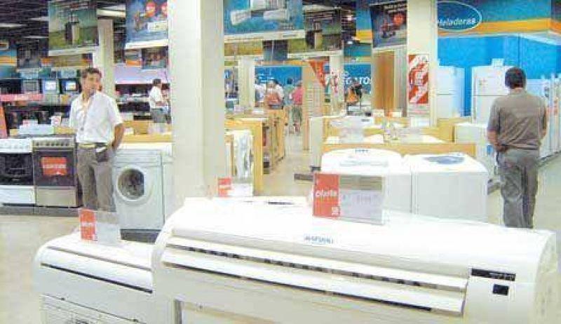 Las ventas de electrodom�sticos bajaron m�s de la mitad este enero en Formosa