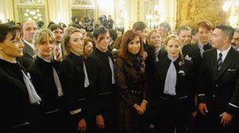 Cristina Kirchner realizará anuncios sobre Aerolíneas