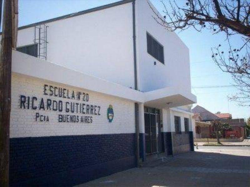 Mejoras edilicias en distintas escuelas de Tigre.