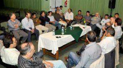 Jefes Comunales De La Cordillera Piden Que Buzzi Presida El PJ