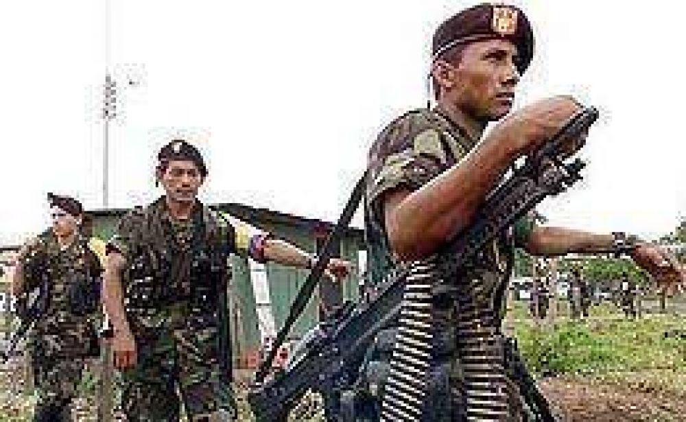 Todo listo para la liberación del último de los seis rehenes de las FARC