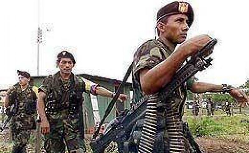Todo listo para la liberaci�n del �ltimo de los seis rehenes de las FARC