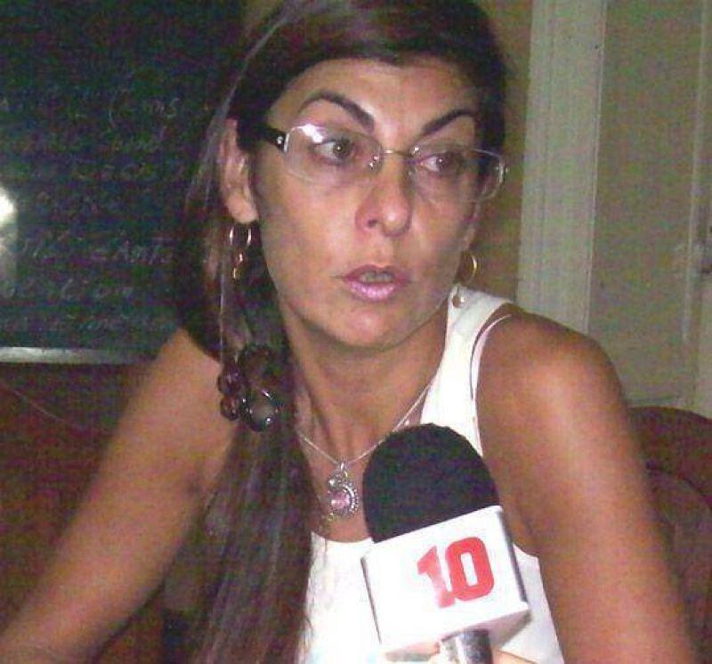 Laura Fern�ndez Cagnone particip� de la segunda Convenci�n Nacional de Autoconvocados.