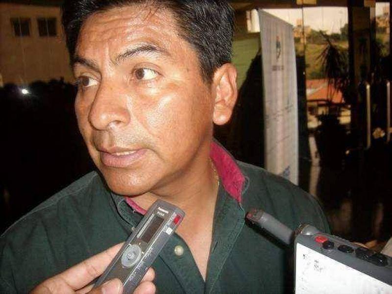 Félix Pérez insiste con su intención de ser Diputado Nacional
