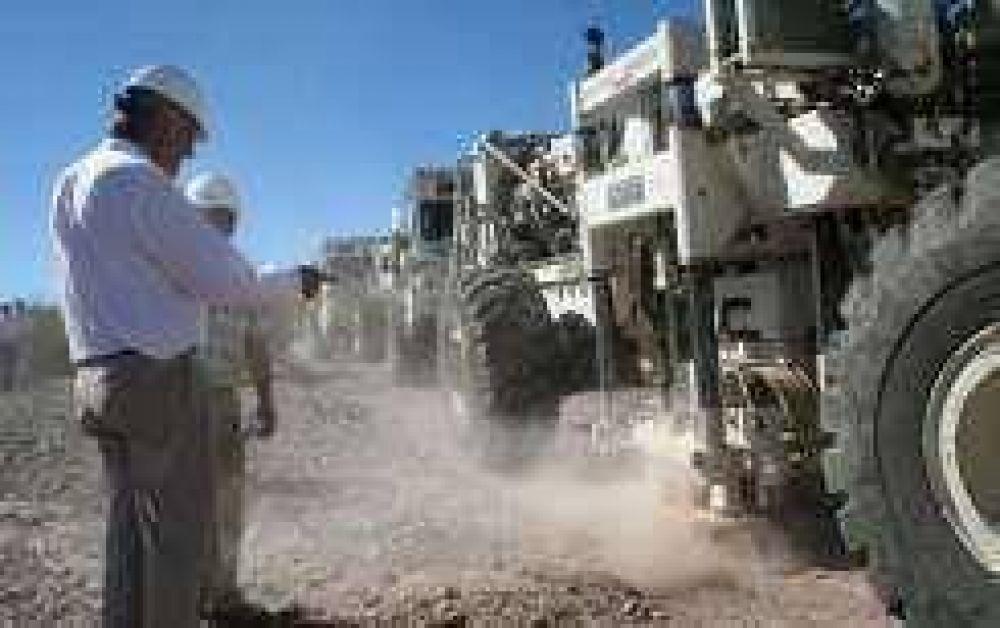 Tamberías: Repsol terminó los primeros estudios por petróleo