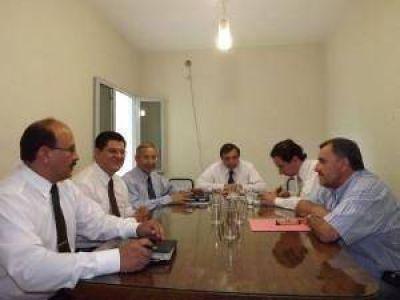 Se llevó a cabo la primera reunión de gabinete educativo