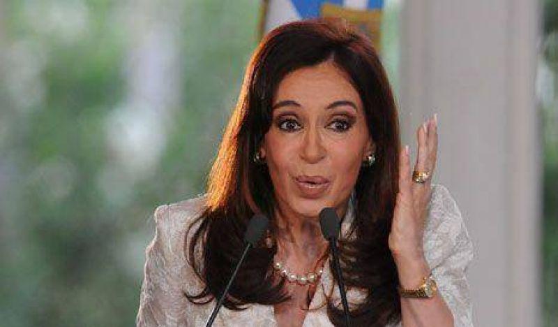 Cristina K. sospecha que Obama leyó a Perón