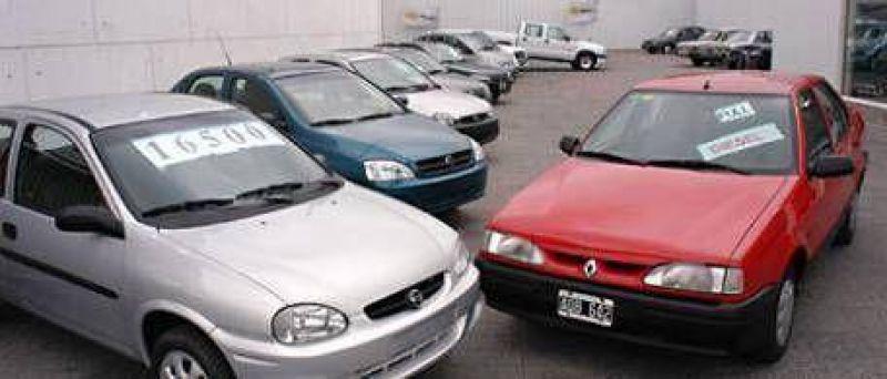 Pese al plan del Gobierno, cayeron las ventas de autos