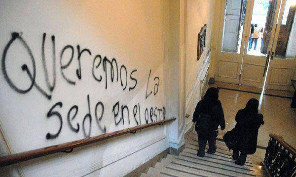 La toma del rectorado de la UBA no es un delito para la Justicia penal argentina
