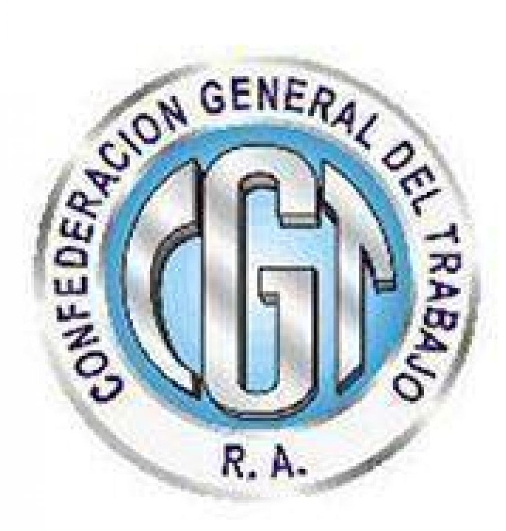 La CGT local en manos del macrista Gustavo Gonzáles.