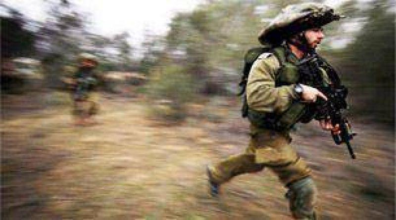 Soldados de Israel matan a un palestino en Gaza