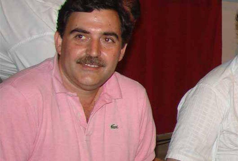 Claudio Pérez a provincia.