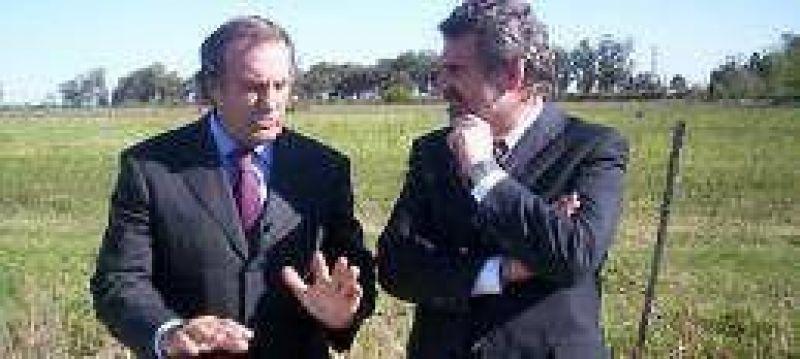 Reutemann se aleja del gobierno kirchnerista con un nuevo desplante