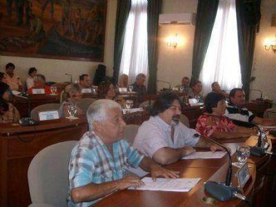 ENSENADA: Concejo Deliberante: Una sesión extraordinariamente corta