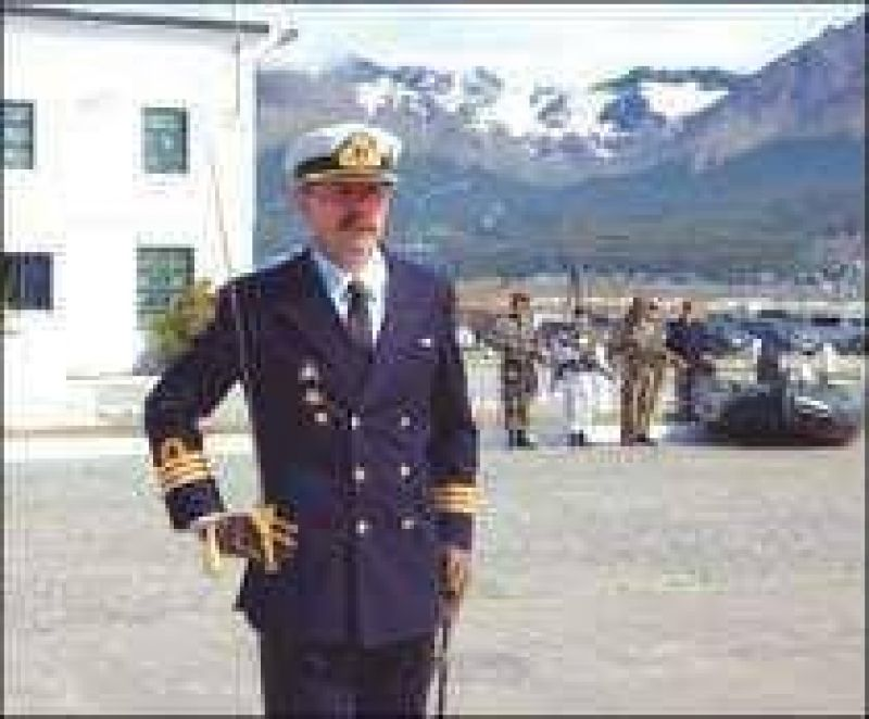 Asumió el capitán Humberto Dobler al frente del BIM 4.