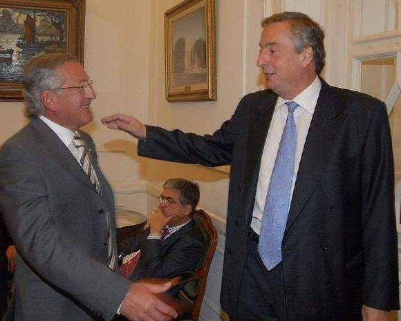 N�stor Kirchner llega a Jujuy la pr�xima semana