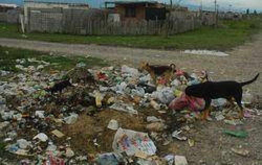 Buscan erradicar los microbasurales en Rosario de la Frontera