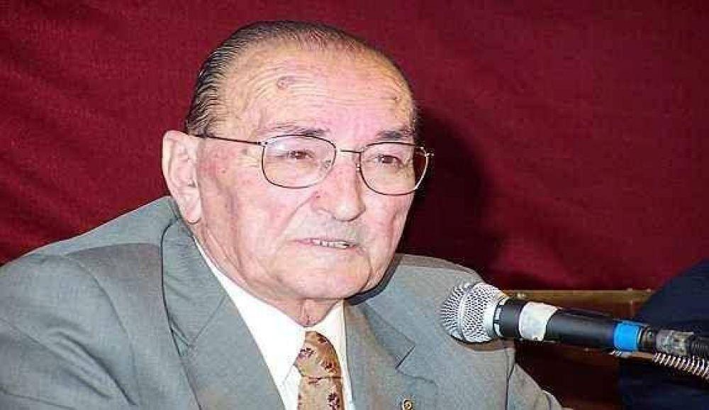 Murió Dellarossa, un histórico ex intendente de Marcos Juárez