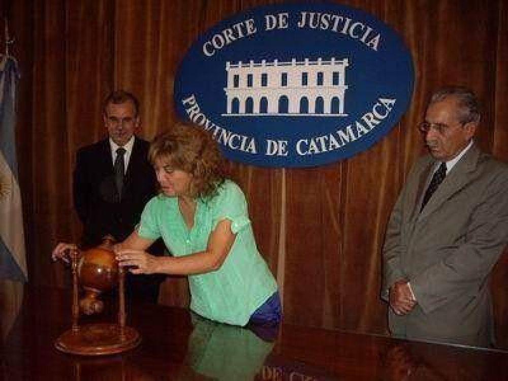 Se conformó el Tribunal Electoral con vista a las elecciones de marzo