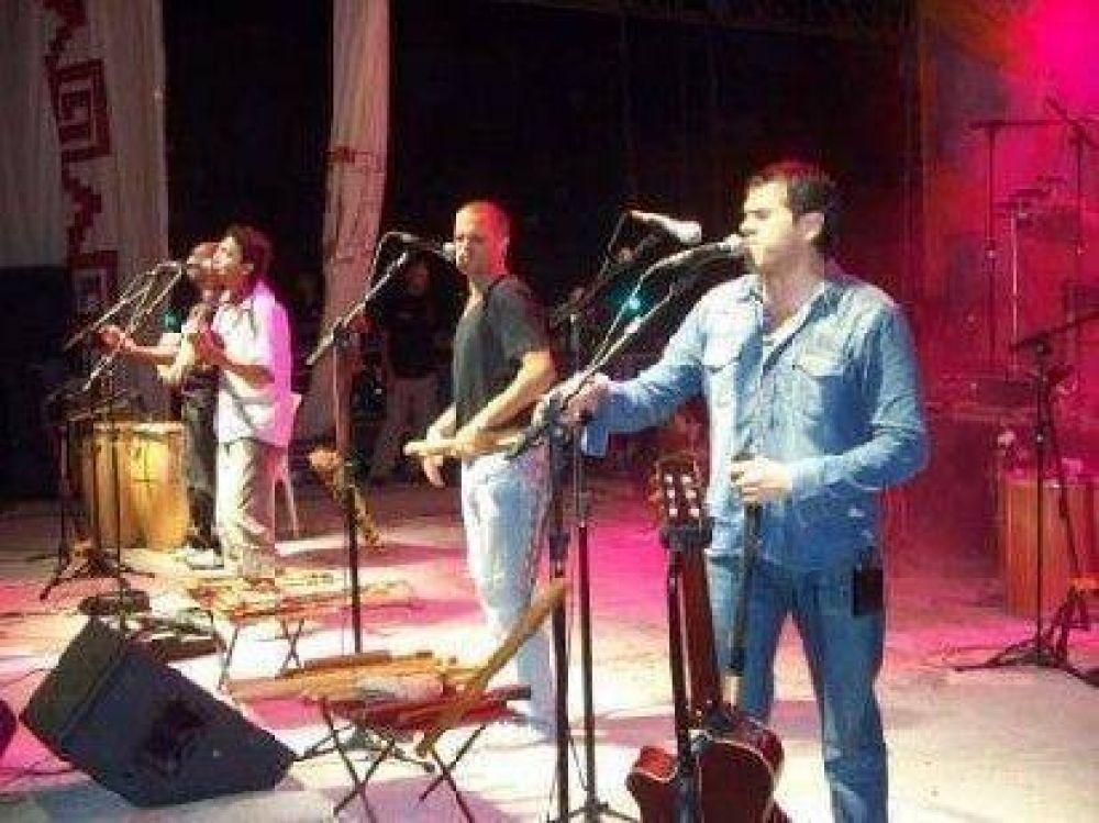Artistas nacionales alabaron festival de la reina del Yokavil