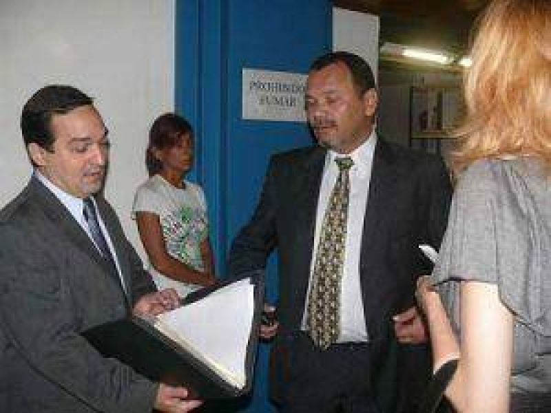 El gobierno se present� como querellante en la causa del periodista Fabricio Glibota