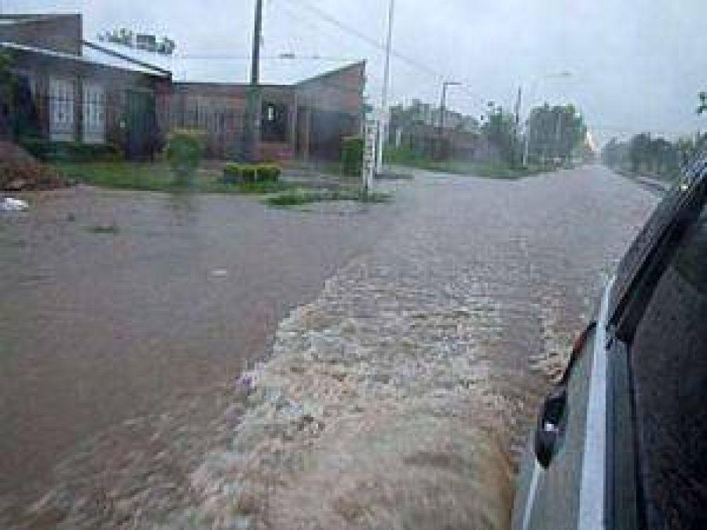 Alivio en gran parte de la provincia por las precipitaciones