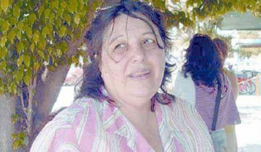 Senadora Adriana Bortolozzi de Bogado: