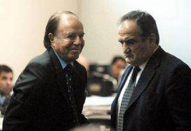 Menem se negó a declarar en el juicio por el contrabando de armas