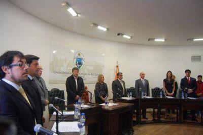 Qued� oficialmente inaugurado el per�odo de Sesiones Ordinarias 2012.