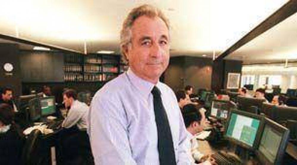 Argentinos habrían perdido más de u$s500 M por Madoff.