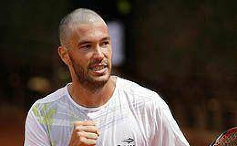Acasuso llegó a semifinales en Viña del Mar.