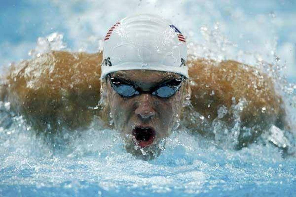 Phelps y las secuelas de un gran escándalo.