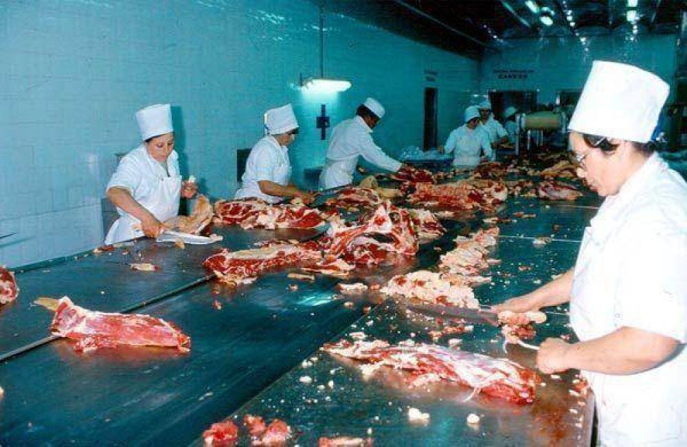 En plena crisis, nuevo récord en exportaciones de carne.