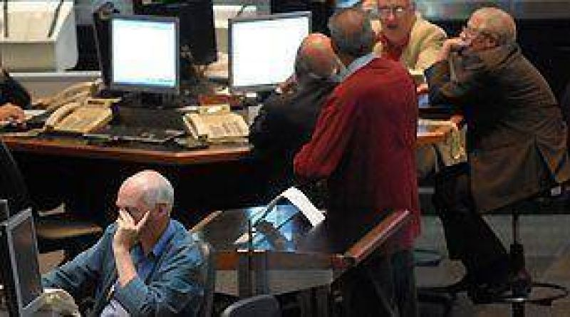 La Bolsa porte�a gan� casi 3% en el cierre de la semana.