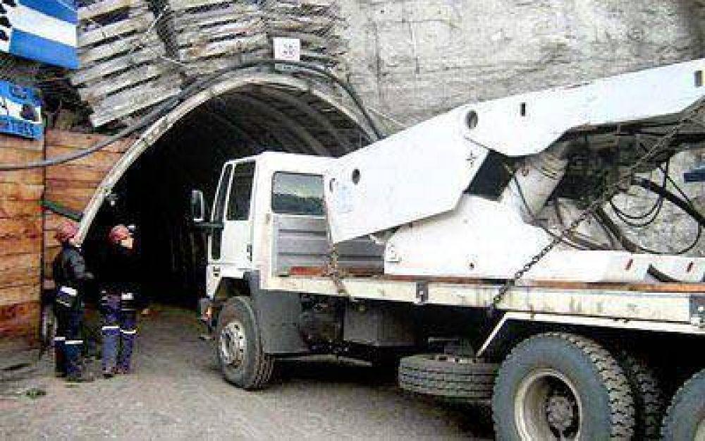 La minería bate su récord de perforaciones en Argentina.