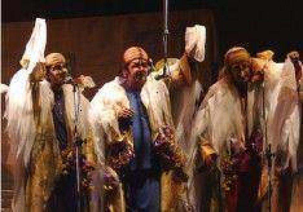 La murga llega al Festival Estival.