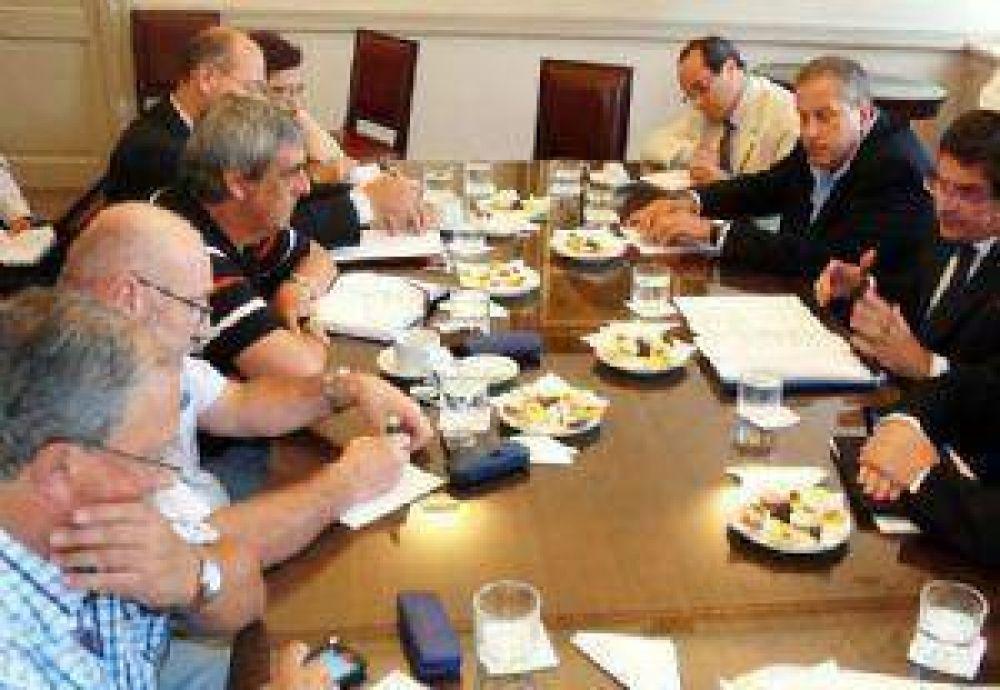 Entrevista exclusiva del Multimedio al secretario general de UDA, Sergio Romero