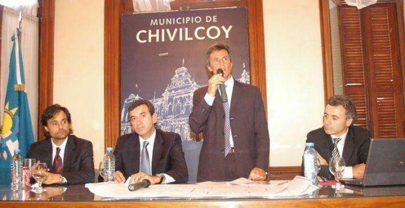Anunciaron un hist�rico plan de obras con m�s de 175.000.000 de pesos.