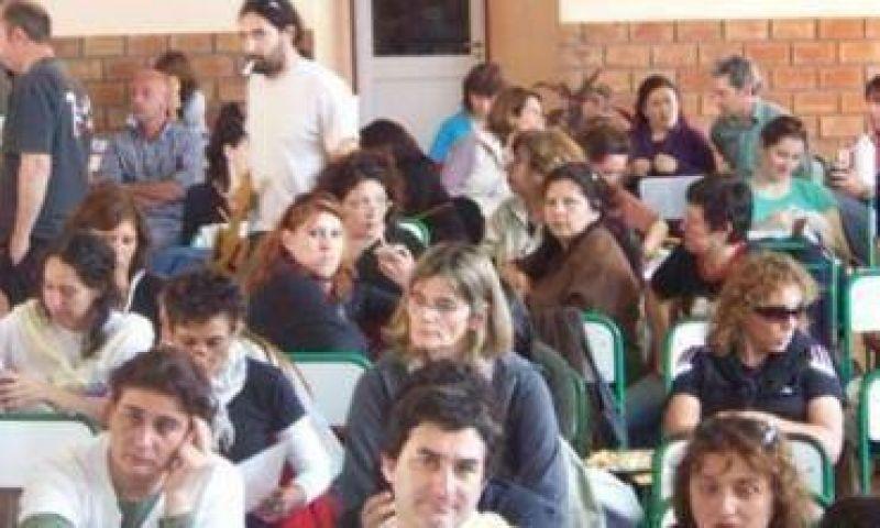 Los maestros tendrán su congreso provincial el 24