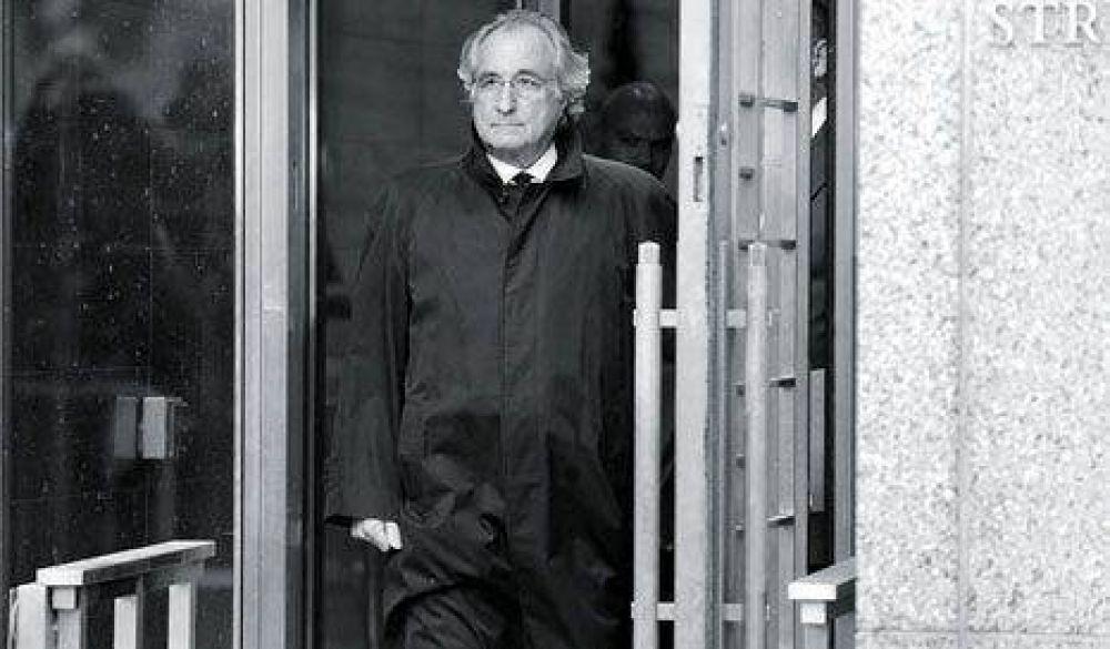 La AFIP apunta a los estafados por Madoff.
