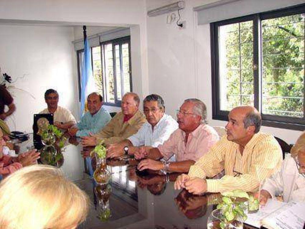 Kirchner se entrevistará con Dirigentes jujeños el miércoles