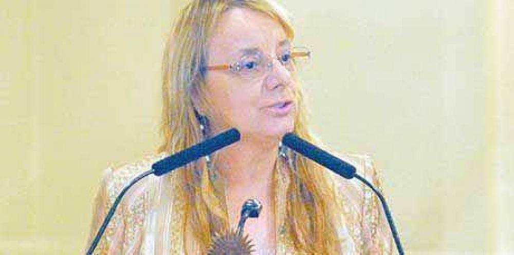 La ministra de Desarrollo Social de la Nación, Alicia Kirchner visitará mañana Formosa