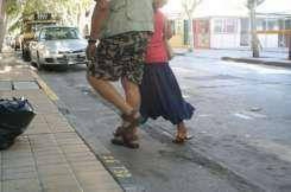 Caucete: buscan castigar por el estacionamiento incorrecto