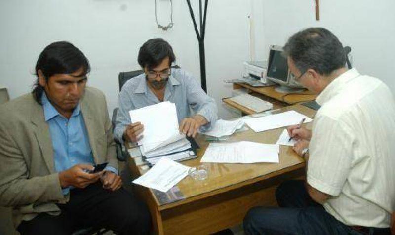 Saadi intentó presentar lista por fuera de la alianza.