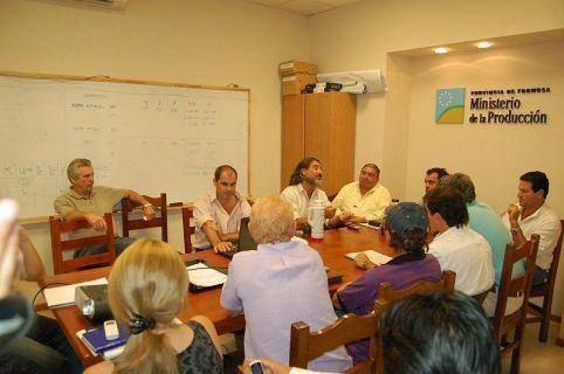 Firmaron convenio de cooperación  entre Producción y Vida Silvestre.