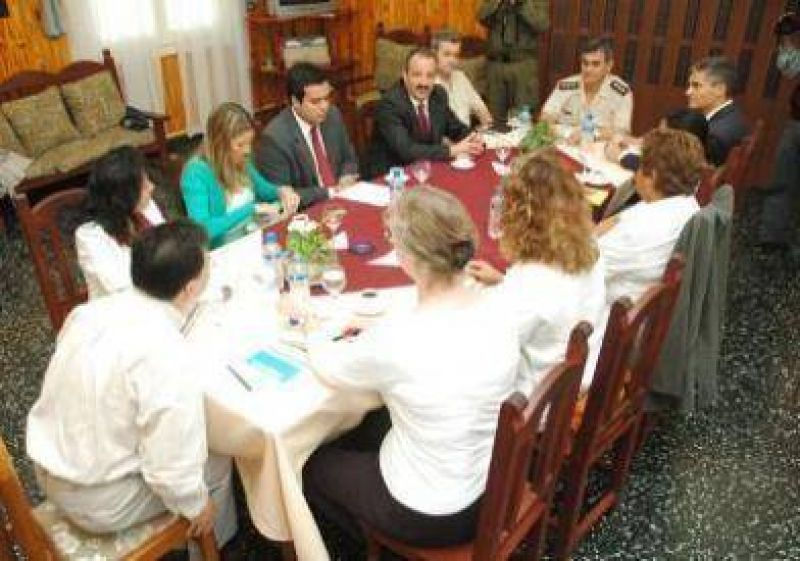 Naciones Unidas releva el trabajo sobre trata de personas en Salta.