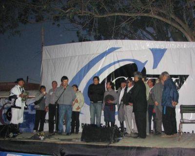 2º gran Festival de la Canción en el barrio La Gloria de la Peregrina