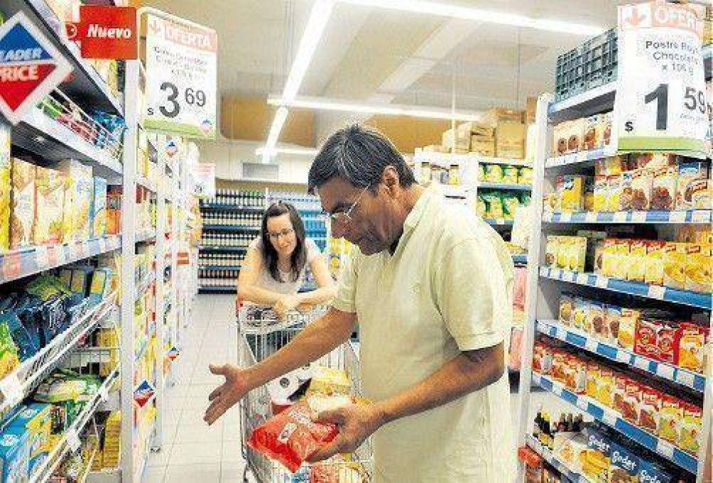 La crisis está cambiando los hábitos de compra en los súper