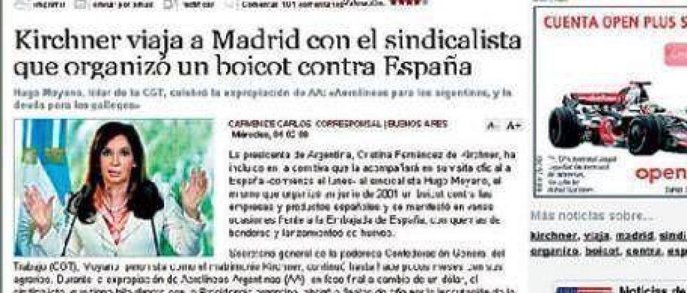 Madrid ve la llegada de Moyano como una provocación
