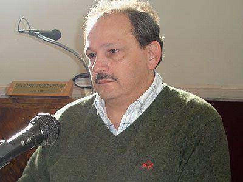 """Matiuzzi remarcó que """"es necesario"""" que la oposición se junte."""